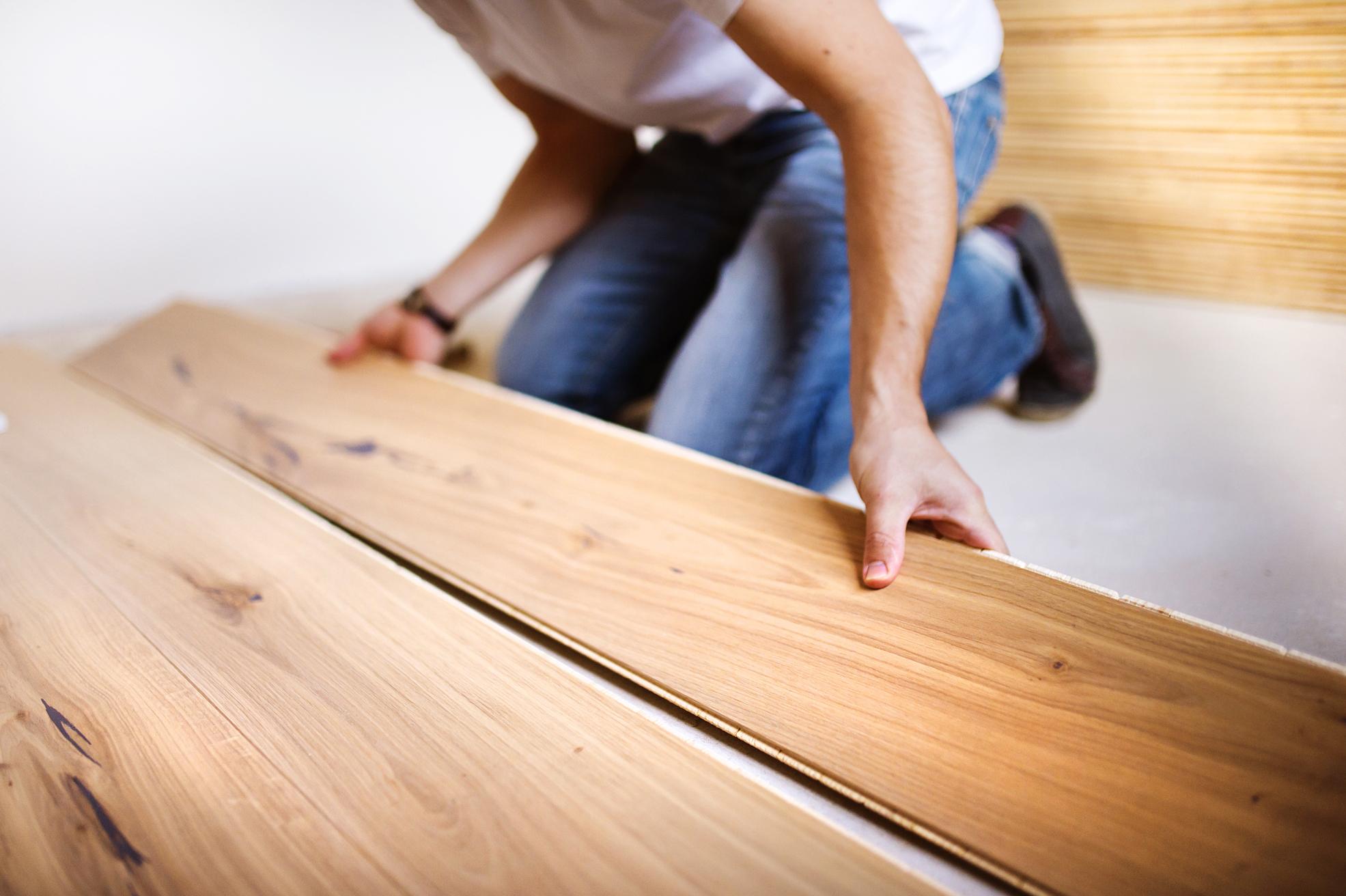Laminaat Leggen Ondervloer : Laminaat leggen alle tips en trucs gereedschapcentrum