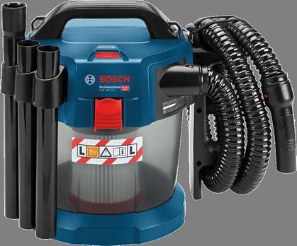 - Bosch GAS 18V - 10 L 18V Li - Ion accu nat -/droogzuiger body