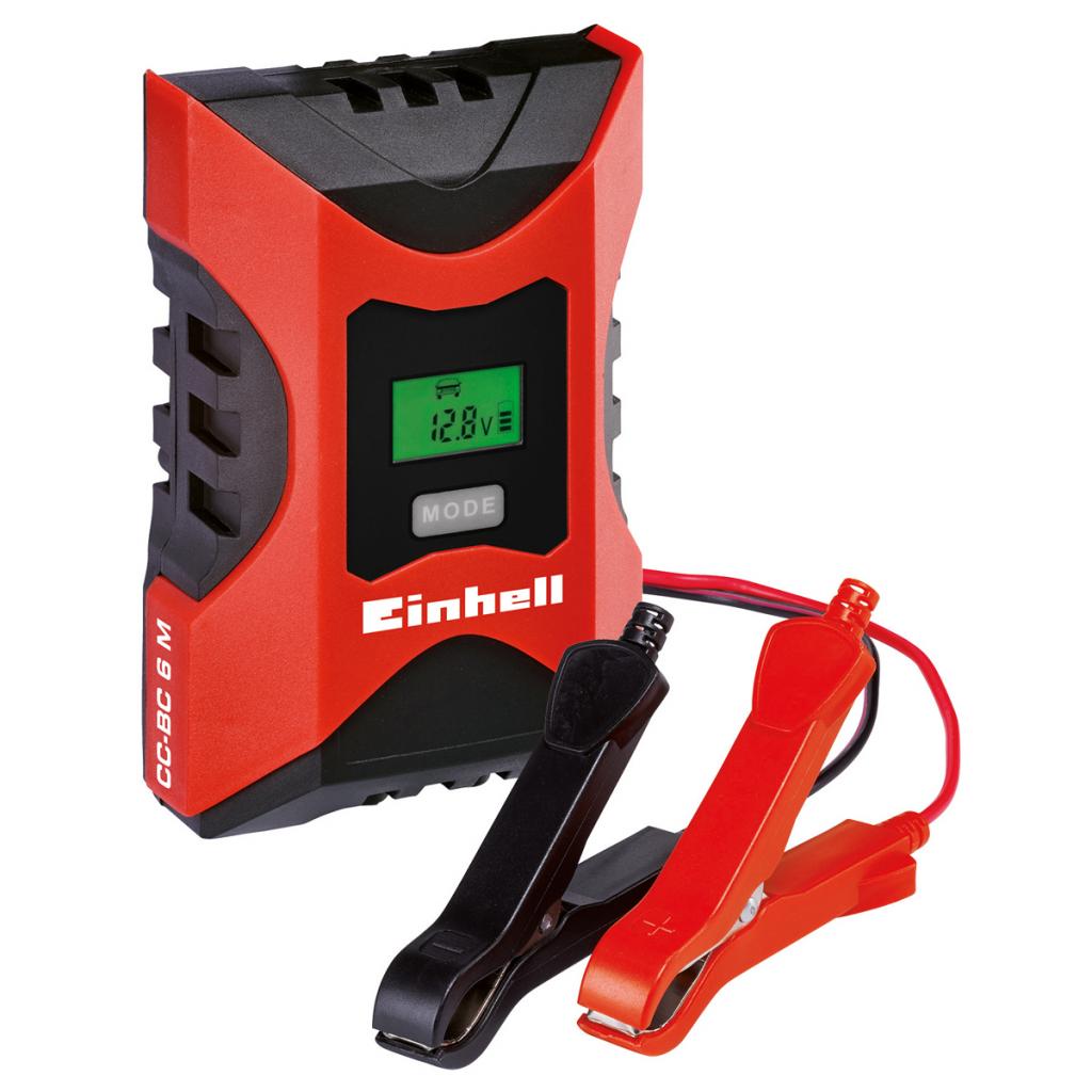 - Einhell CC - BC 6 M Acculader - 150 Ah