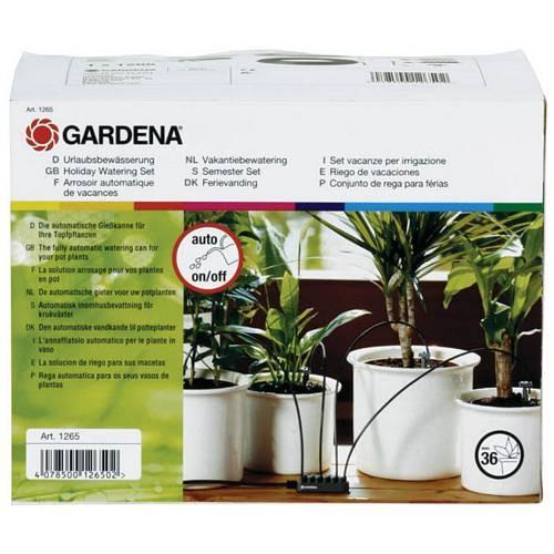 Gardena 1265 - 20 Vakantiebewateringsset