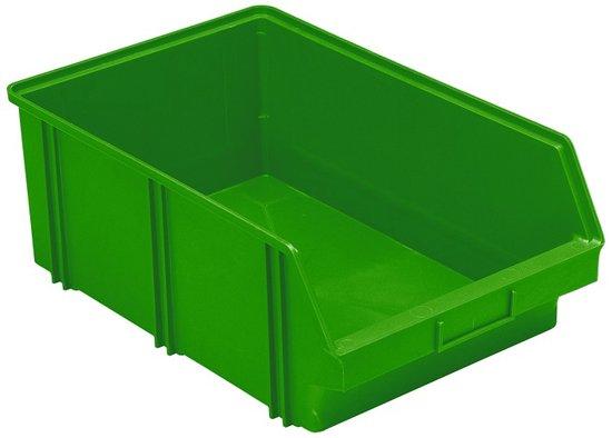 Afbeelding van Erro 160805GR Stapelbakken B5 groen 185 x 310 470mm