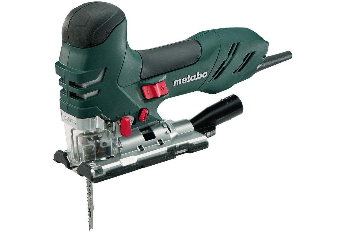 - Metabo STE 140 PLUS Decoupeerzaag in koffer - 750W - T - greep - variabel