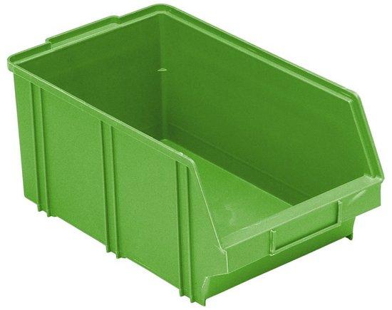 Afbeelding van Erro 161204GR Stapelbakken B4 groen 155 x 210 330mm