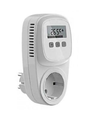 Afbeelding van Econo Heat TC200 Thermostaat voor verwarmingspanelen Randaarde