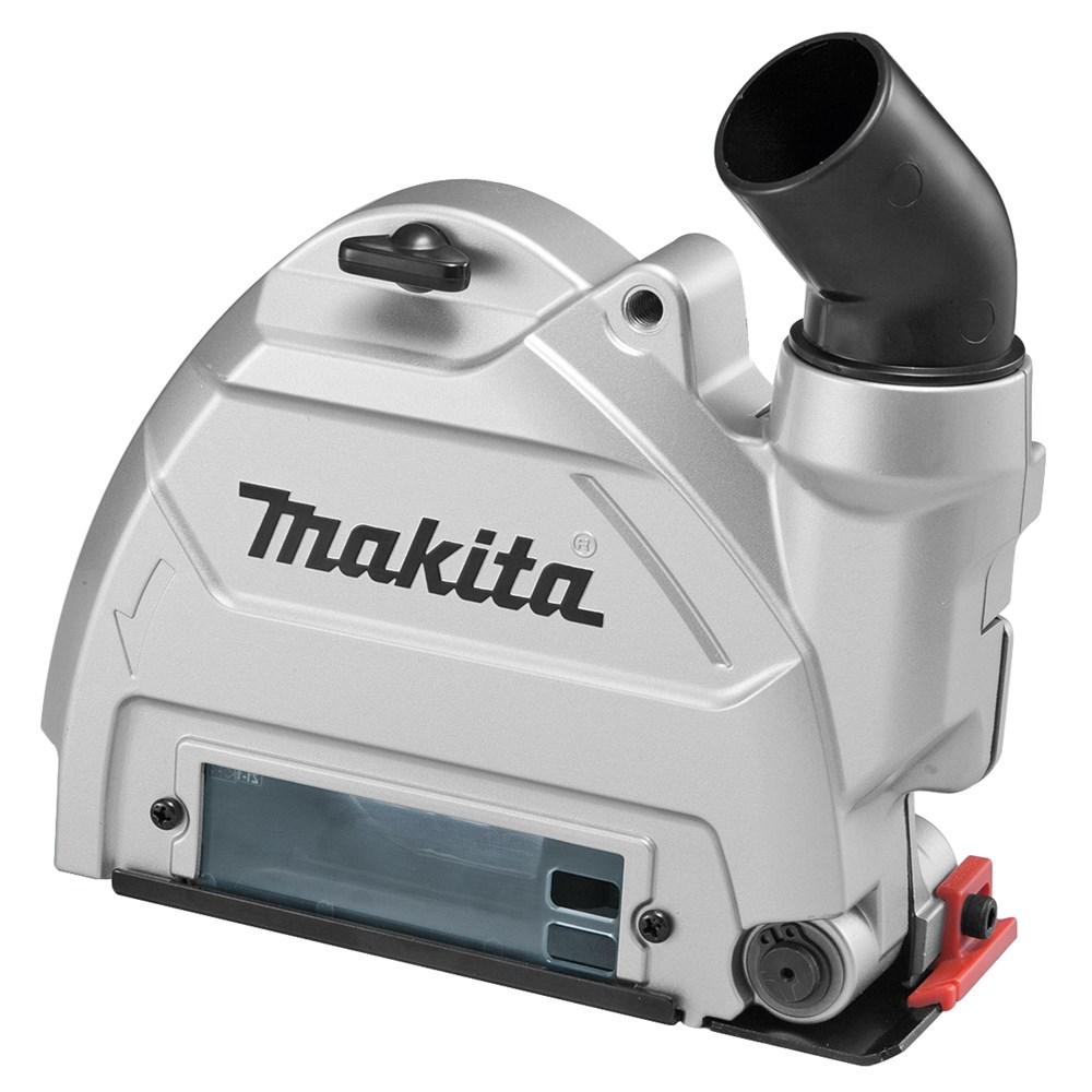 - Makita 196845 - 3 stofafzuig/beschermkap adapter voor haakse slijper