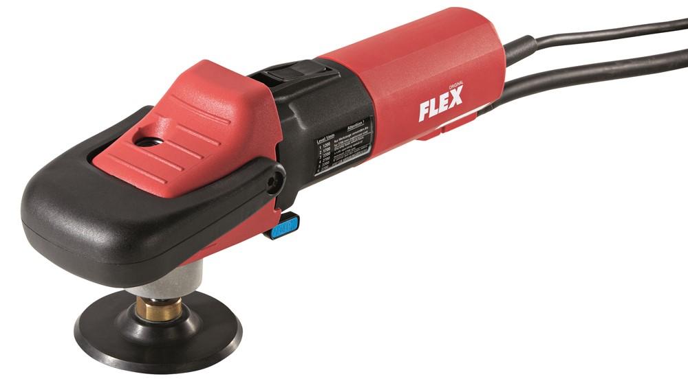 - Flex L 12 - 3 100 WET Nat - steenpolijstmachine met stekker voor scheidingstransformator