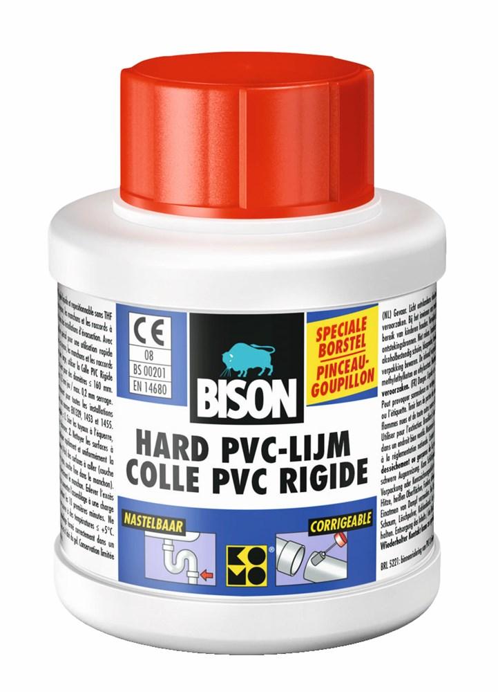 Afbeelding van Bison 1312020 PVC lijm 250ml