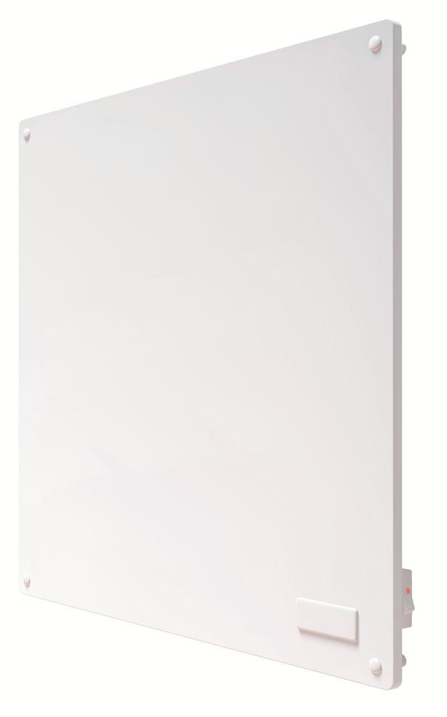Afbeelding van Econo Heat 0607 Verwarmingspaneel incl. aansluiting voor thermostaat 400W 10 x 600 600mm
