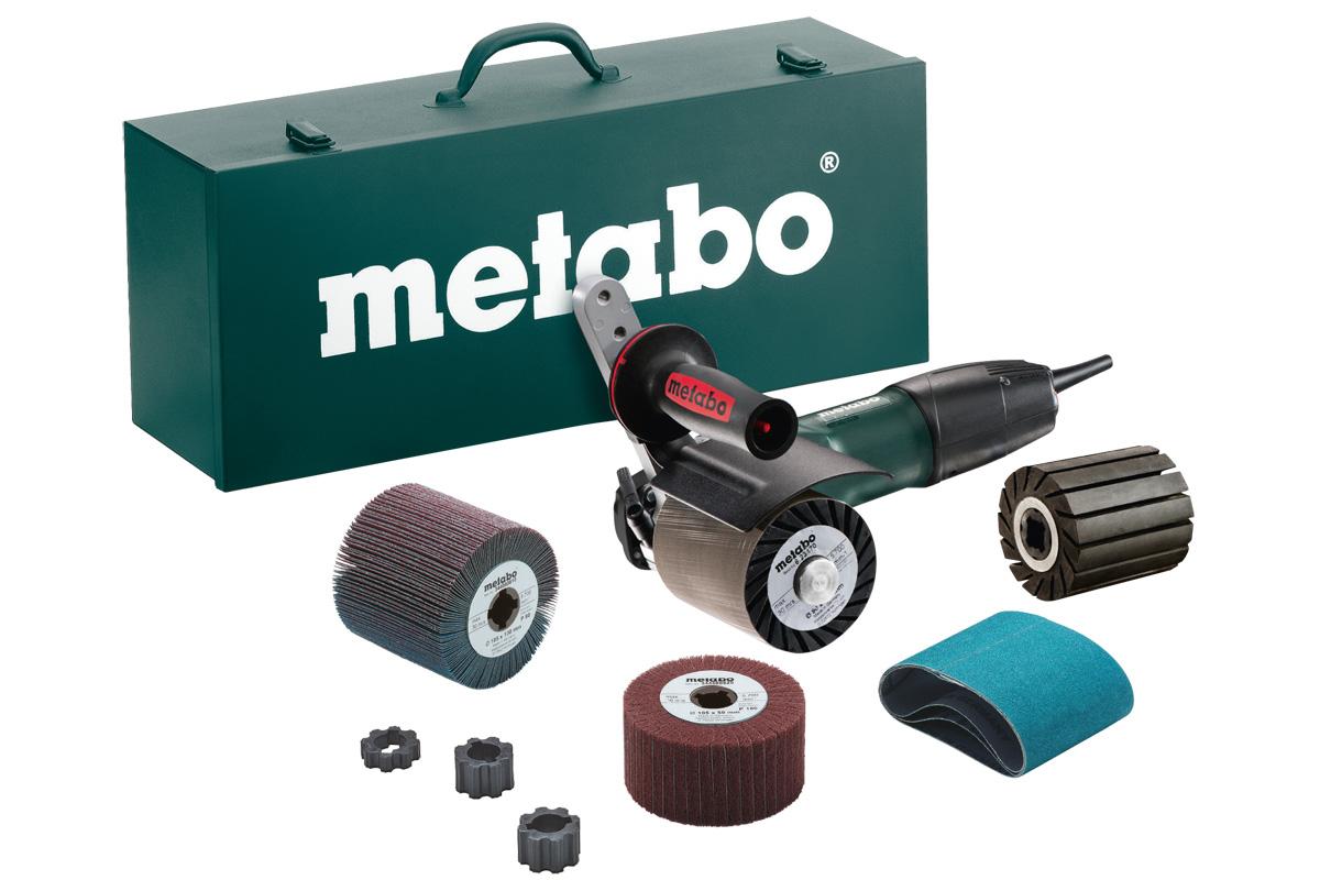 - Metabo SE 12 - 115 Set Satineermachine in koffer