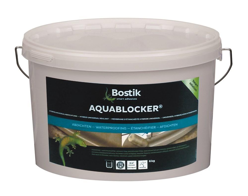 Afbeelding van Bostik 30139354 Aquablocker waterkering Pasteus 6kg