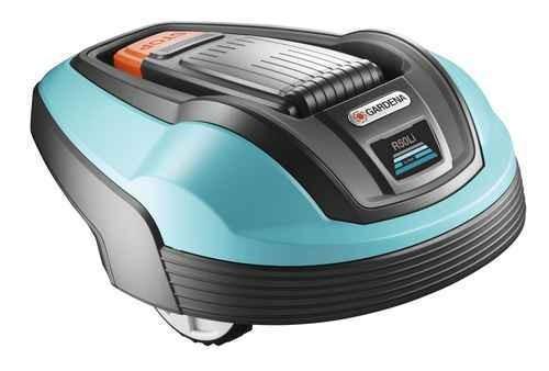 - Gardena 4077 - 66 18V Li - Ion accu Robotmaaier(1, 6Ah accu )
