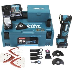 Makita TM30DSMJX5 10, 8V Li - Ion accu multitool(2x 4.0 Ah accu)in Mbox