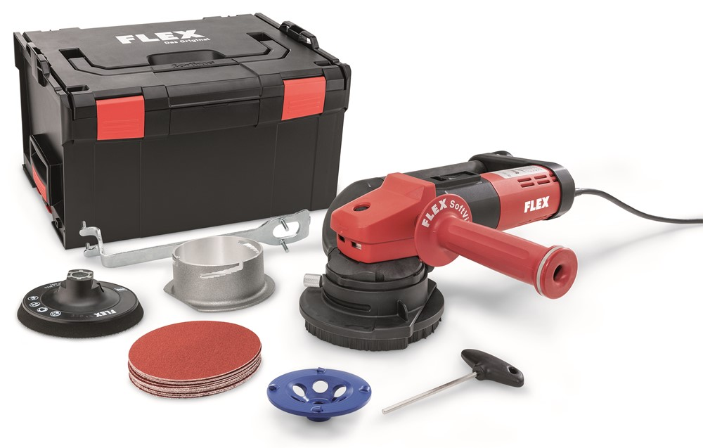 - Flex RE 14 - 5 115, Kit PKD - Jet RETECFLEX universele Saneermachine voor saneren, renoveren en moderniseren