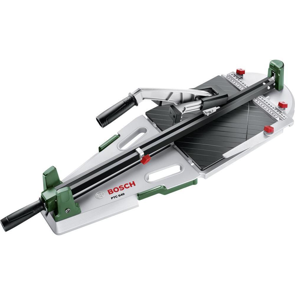 - Bosch PTC 470 Tegelsnijder - 240 x 820 x 290 mm - Snijden tot