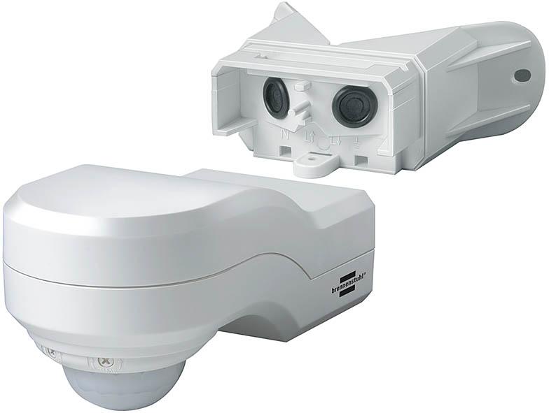 Afbeelding van brennenstuhl infrarood bewegingsmelder pir 240 wit