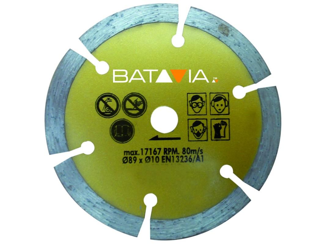 Afbeelding van Batavia 7061241 Diamantschijf 10 x 89mm Tegels