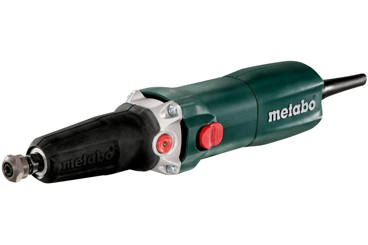 - Metabo GE 710 Plus Rechte slijper - 710W - 6mm - variabel