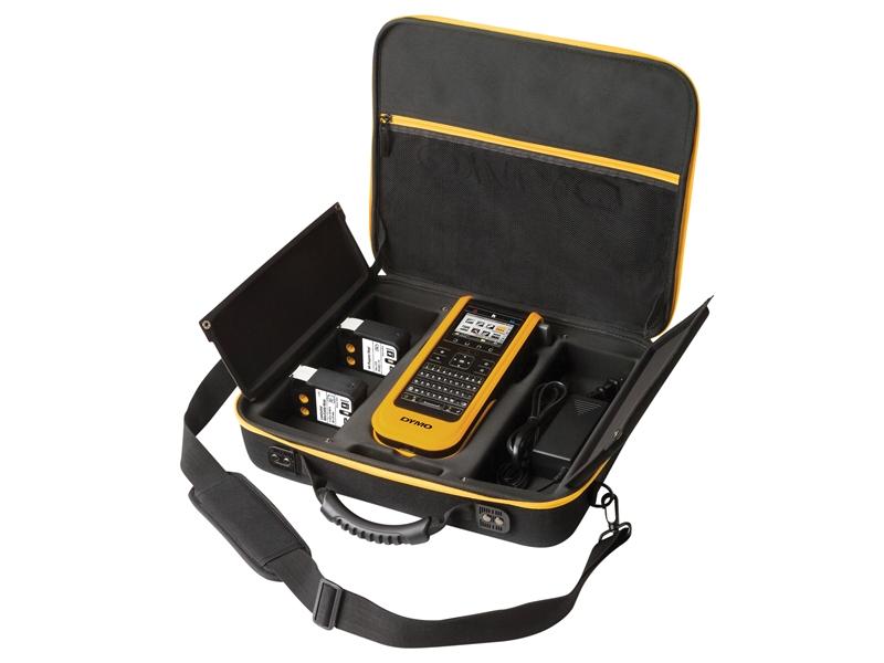Afbeelding van Dymo 1873305 XTL 300 Label maker kit in koffer