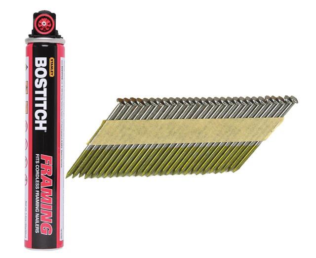 Afbeelding van Bostitch 28R50FC Stripnagel 2,8 x 50mm + gas