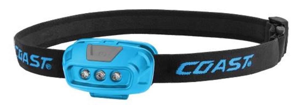 Afbeelding van Coast FL14 Hoofdlamp Blauw LED 65mm 37Lm