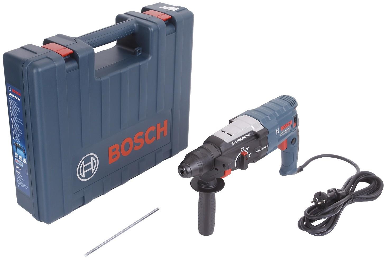 - Bosch GBH 2 - 28 DV SDS - plus combihamer in koffer - 850W - 3, 2J