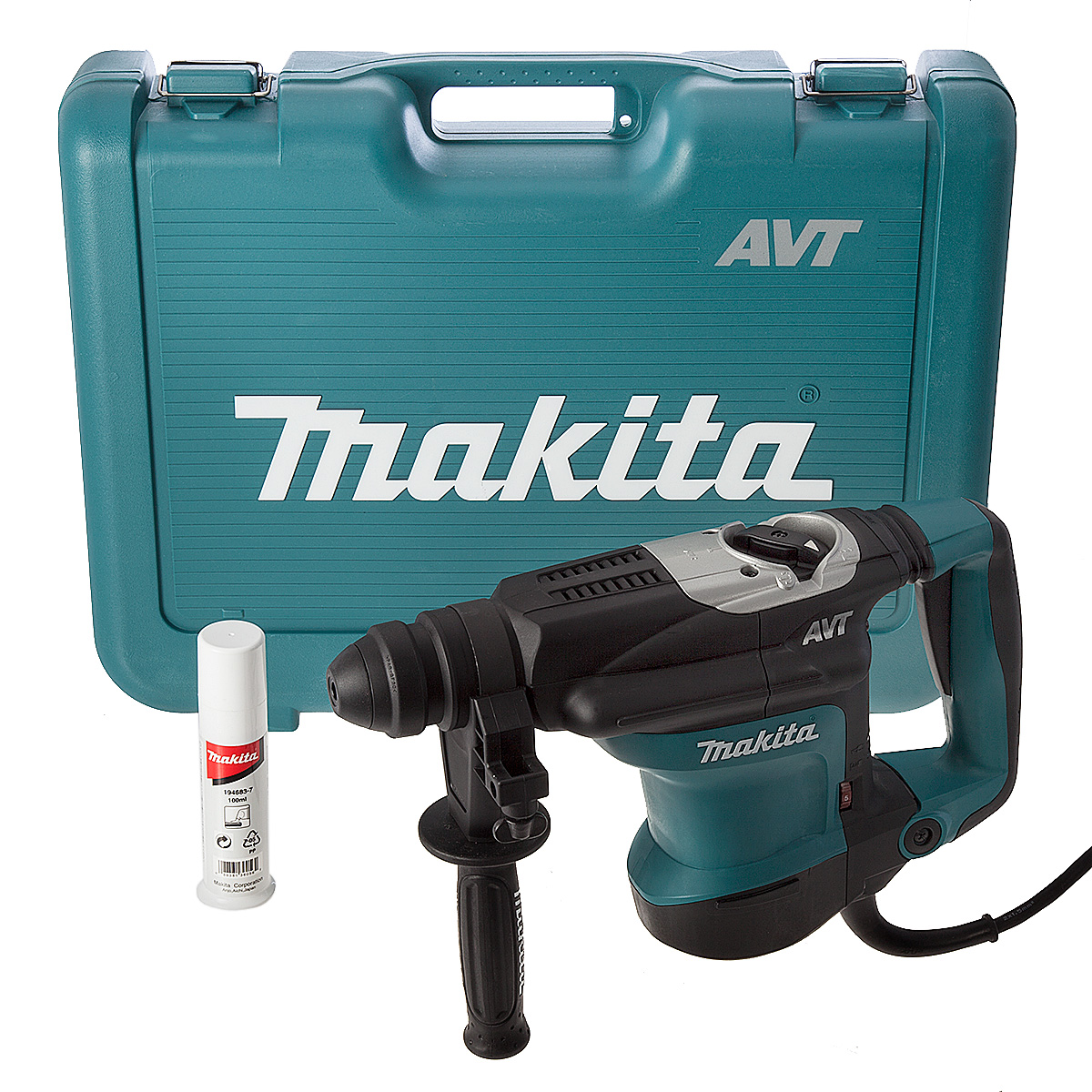 - Makita HR3210FCT SDS - plus Combihamer in koffer - 850W - 4, 9J