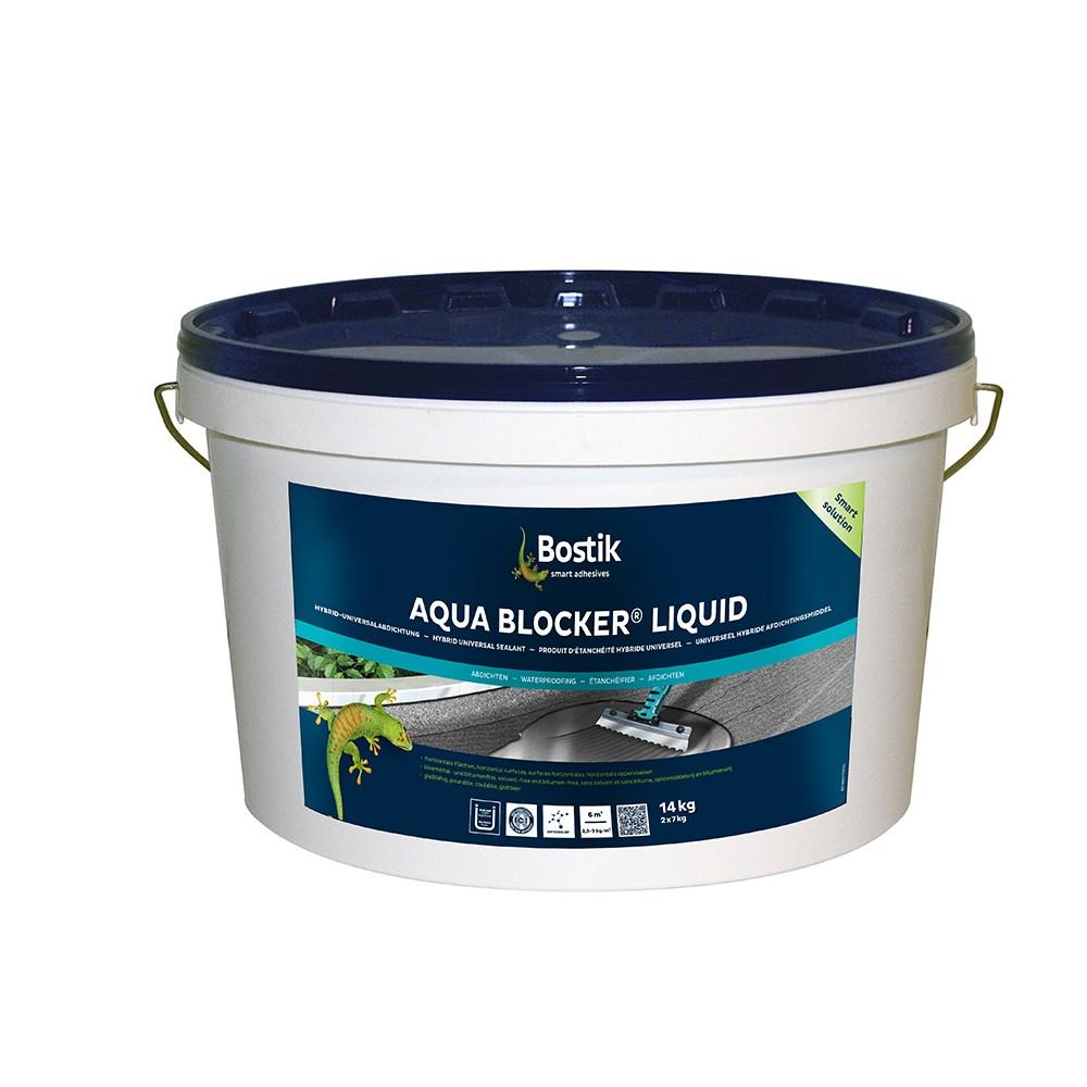 Afbeelding van Bostik 30132090 Aquablocker waterkering Vloeibaar 14kg