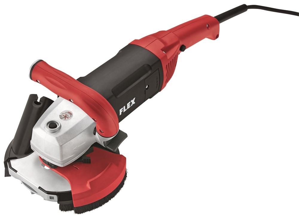 - Flex LD18 - 7150R Saneringsmachine incl. Thermo - Jet Kit