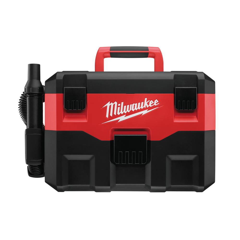 - Milwaukee M18 VC - 0 18V Li - Ion accu nat - en droogzuiger/stofzuiger body - 7, 5 liter