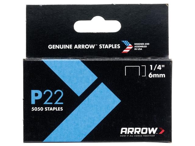 Afbeelding van Arrow ARRP2214 Nieten 6 x P22 (5050st)