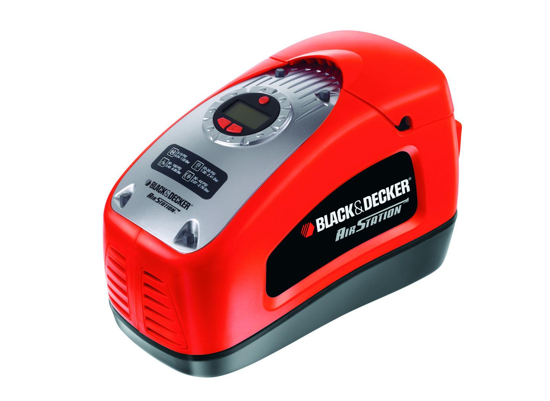 Black  Decker - and Decker ASI300 Digitale Multifunctionele compressor