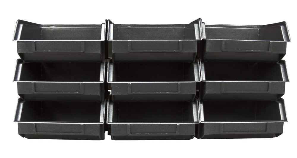 Afbeelding van Erro 160601ZW VSA Hobbystrip met 9 bakjes B1 305 x 170 140mm