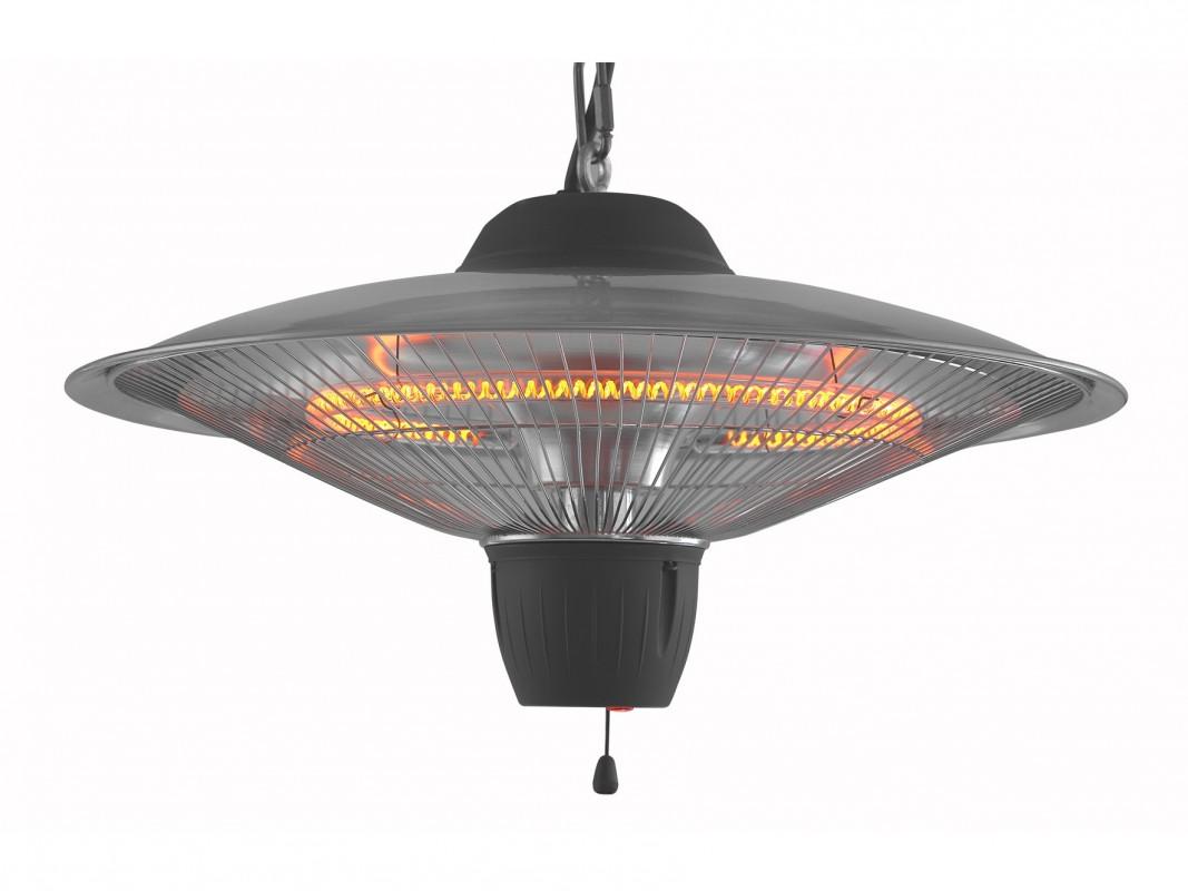 Afbeelding van Eurom 1502 Terras /Partytentverwarmer 1500W 450 x 220mm