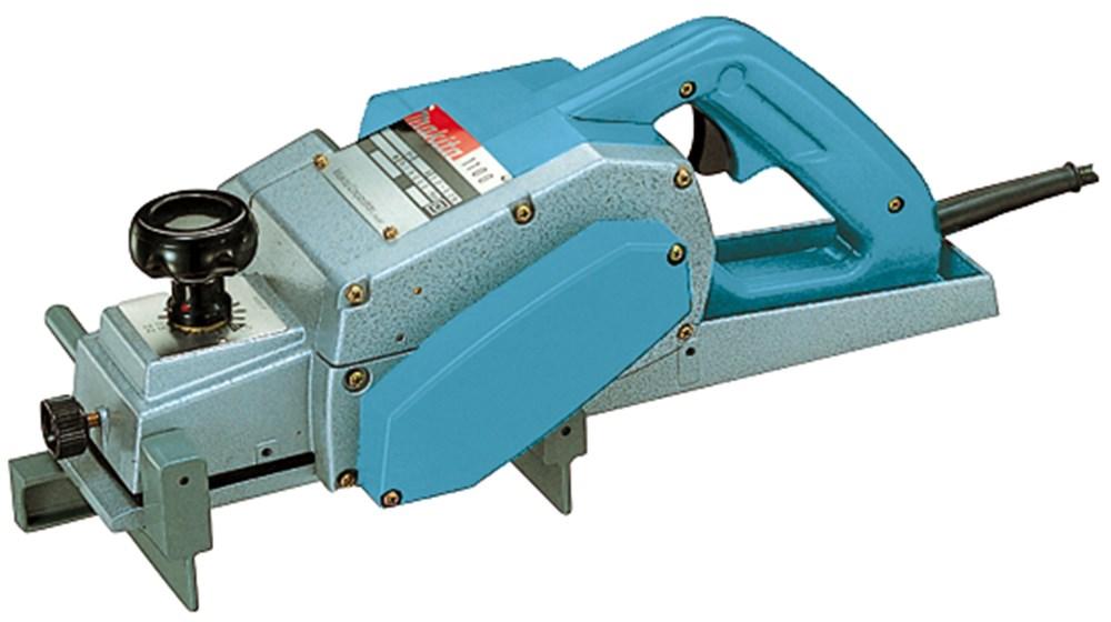 - Makita 1100 Schaafmachine - 950W - 82mm - 3mm