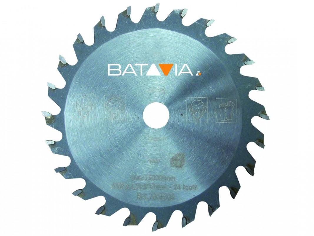 Afbeelding van Batavia 7061239 Cirkelzaagblad 89 x 10 24T Hard hout / Laminaat