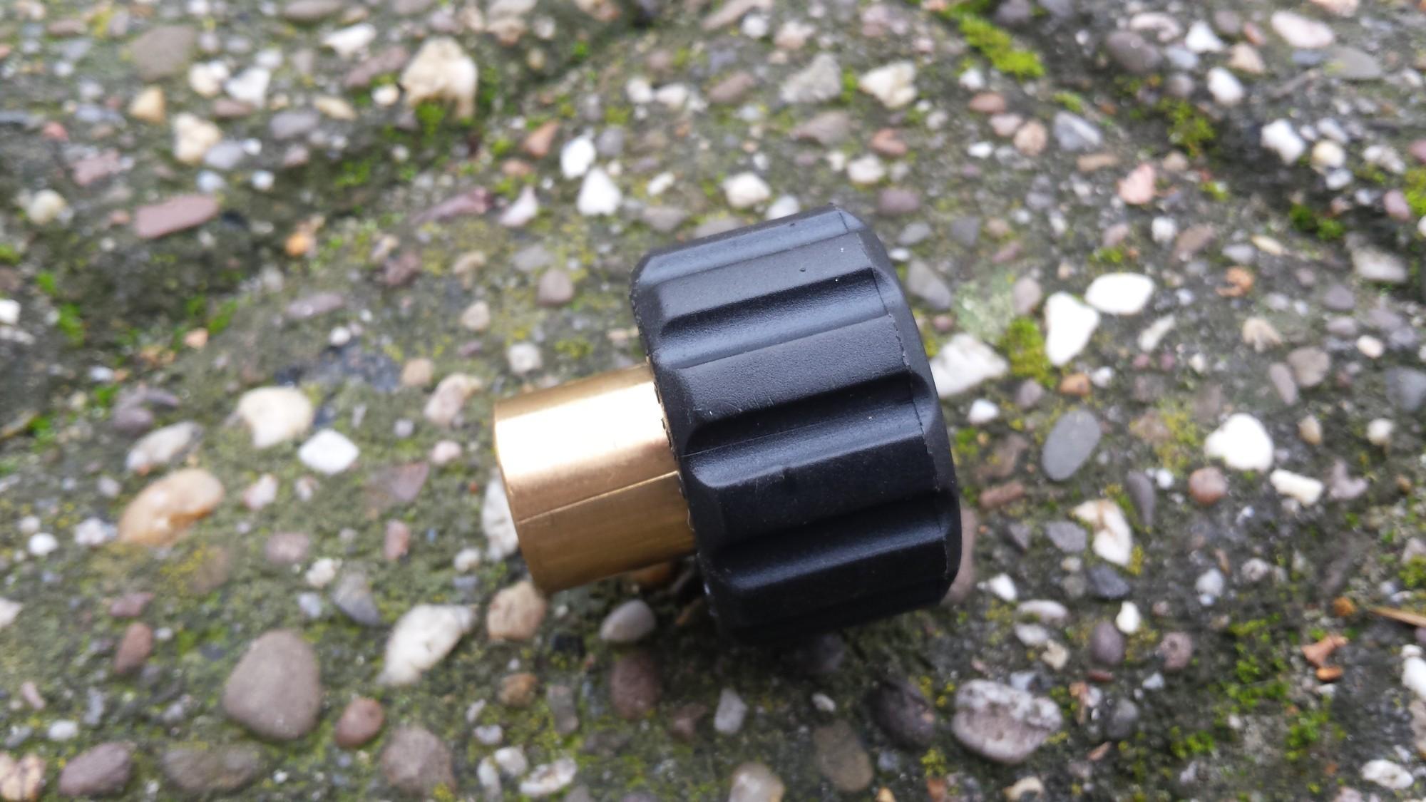 Afbeelding van Eurom 155068 Schroefkoppeling M22 x 1,5 (M)