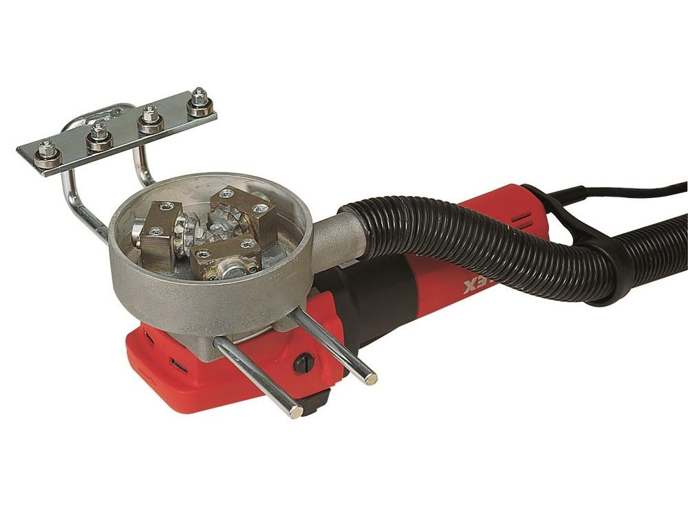 - Flex LST 1503 VR Stokmachine voor het bewerken van trappen