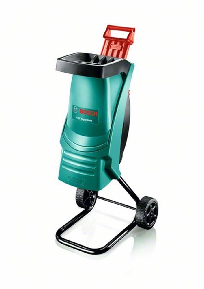 - Bosch AXT Rapid 2000 Hakselaar