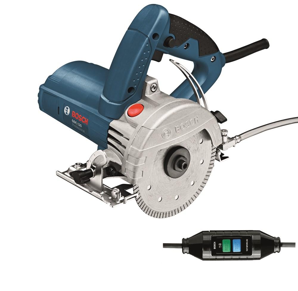 - Bosch GDC 125 Tegelsnijder - 1300W - 125 x