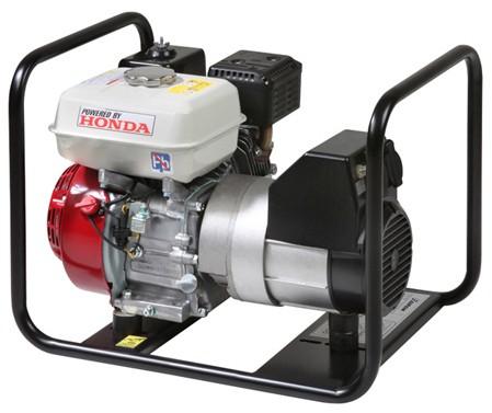- Eurom HM 3001 Aggregaat - 2500W - Honda GX160 motor