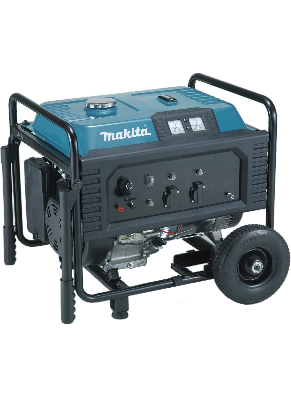 - Makita EG6050A Generator - 6, 0 KW - AVR regeling