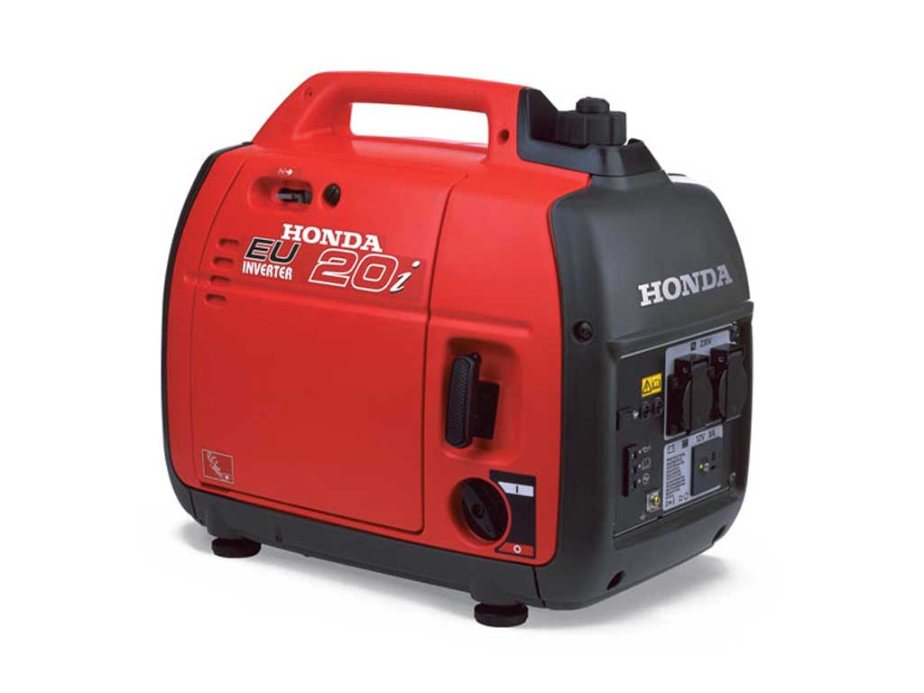 - Honda EU20i draagbaar aggregaat/generator