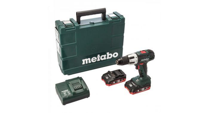 metabo bs 18 lt kopen snelle levering. Black Bedroom Furniture Sets. Home Design Ideas