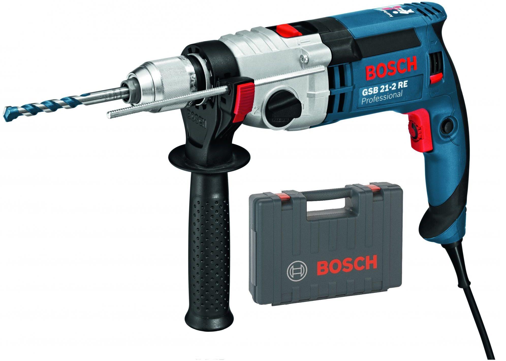 Bosch GSB 21-2 RE kopen?   Snelle levering - Gereedschapcentrum.nl