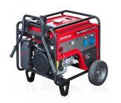 Honda EM 5500CXS verrijdbaar duurzaam hightech aggregaat / generator - 5500W