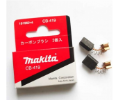 Makita 191962-4 / CB-419 koolborstels (2 st per set)