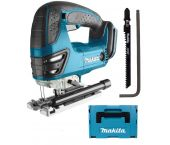 Makita DJV180ZJ 18V Li-Ion Accu decoupeerzaag body in Mbox - D-greep - variabel