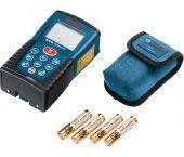 Bosch DLE 40 afstandsmeter in tas - 40 meter - IP54 - 0601016300