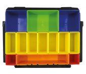 Makita P-83652 gekleurde bakjes met deksel en inlay voor Mbox nr.1