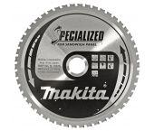 Makita B-17675 Specialized Cirkelzaagblad - 235 x 30 x 50T - Metaal